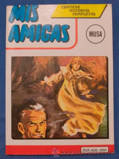 RETAPADO MIS AMIGAS, 5 JOYAS LITERARIAS JUVENILES SERIE AZUL. CATY, EMMA, TÍO ARTHUR. BRUGUERA, 1983 (Tebeos y Comics - Bruguera - Joyas Literarias)