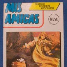 Tebeos: RETAPADO MIS AMIGAS, 5 JOYAS LITERARIAS JUVENILES SERIE AZUL. CATY, EMMA, TÍO ARTHUR. BRUGUERA, 1983. Lote 40305333
