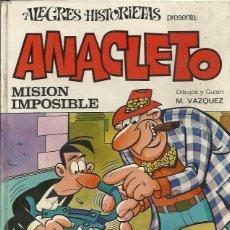 Tebeos: ALEGRES HISTORIETAS ( BRUGUERA ) 1972 LOTE. Lote 40336318