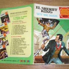 Tebeos: EL SHERIFF KING Nº 22 1ª EDICION . Lote 40377631