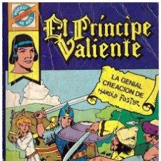 Tebeos: COMIC POCKET DE ASES, Nº 28: EL PRÍNCIPE VALIENTE - BRUGUERA. Lote 40374944