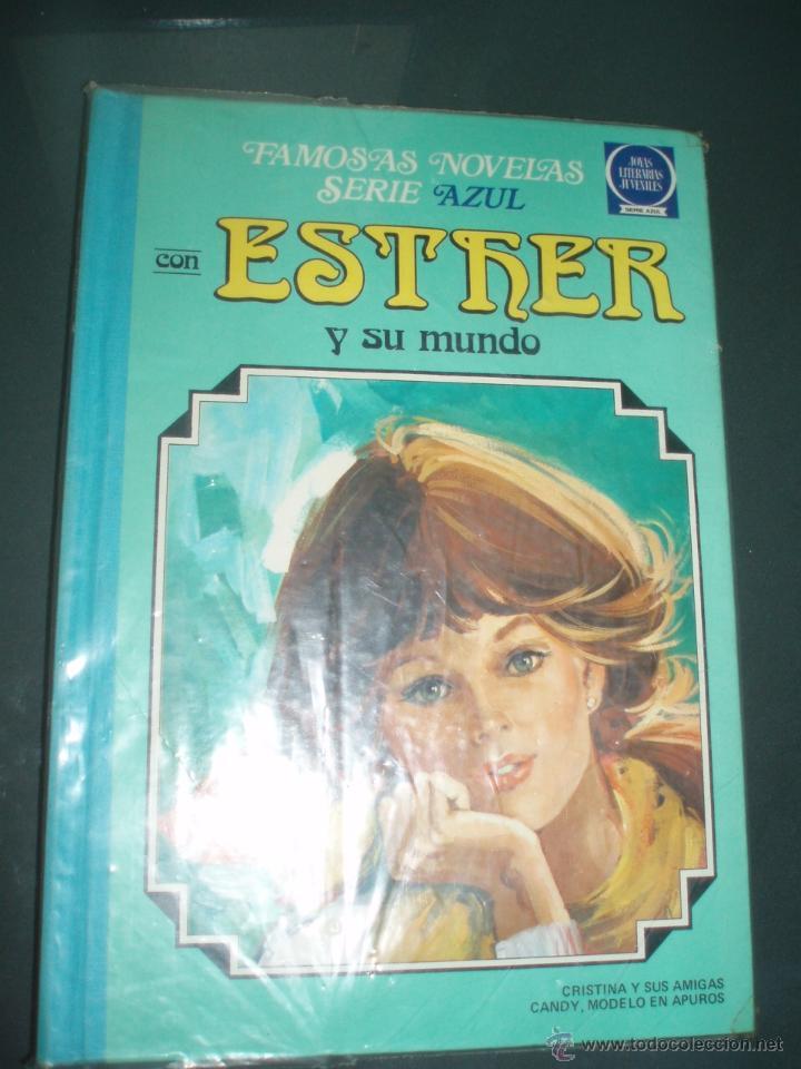 TOMO ESTHER Nº. 3. 3ªEDICION 1984 (Tebeos y Comics - Bruguera - Esther)