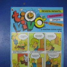 Tebeos: TIO VIVO Nº 10. BRUGUERA 1986. Lote 40445709