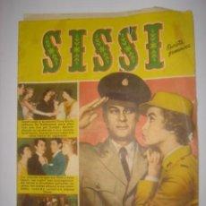Tebeos: REVISTA FEMENINA SISSI. EDITORIAL BRUGUERA. AÑO II. Nº86. 1959. Lote 40459729