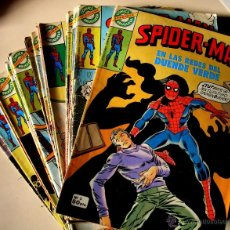 Tebeos: SPIDERMAN. Lote 40477502