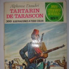 Tebeos: JOYAS LITERARIAS JUVENILES. TARTARIN DE TARASCON. ALPHONSE DAUDET. Nº69.BRUGUERA.1973. Lote 40484600