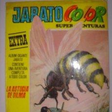 Tebeos: JABATO COLOR SUPERAVENTURAS. EXTRA. LA ASTUCIA DE DILMA. Nº5. 2ª EPOCA. BRUGUERA. 1974. Lote 40485978
