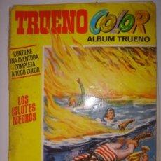 Tebeos: JABATO COLOR SUPERAVENTURAS. LOS ISLOTES NEGROS. BRUGUERA. 1971. Lote 40486100