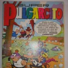 Tebeos: SUPER PULGARCITO. EXTRA REVISTA JUVENIL. Nº54. EDITORIAL BRUGUERA. 1975. Lote 40497302