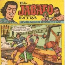 Tebeos: EL JABATO EXTRA Nº 6 CON LOS PUÑOS DESNUDOS, ORIGINAL. Lote 40523928