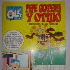 Tebeos: COLECCIÓN OLÉ. PEPE GOTERA Y OTILIO. CHAPUCEROS DE VIA ESTRECHA. Nº 22. 1979. Lote 40524451