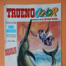 Tebeos: TRUENO COLOR. AVENTURAS DE EL CAPITÁN TRUENO, Nº 89. SINGULAR ABORDAJE - VÍCTOR MORA. Lote 38358242