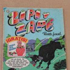 Tebeos: ZIPI Y ZAPE GRAPA - LOTE 72 EJEMPLARES - BRUGUERA - Y SUELTOS. Lote 40590710