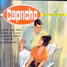 Tebeos: TEBEOS-COMICS GOYO - CAPRICHO - Nº 27 - LA INTRUSA - 1963 - MUY RARO *AA99. Lote 40602466