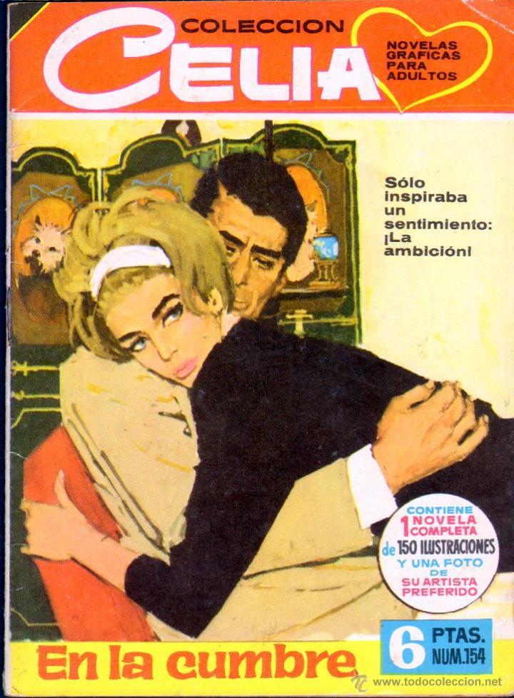 TEBEOS-COMICS GOYO - CELIA - Nº 154 - BRUGUERA - 1963 - MUY RARO *UU99 (Tebeos y Comics - Bruguera - Cuadernillos Varios)
