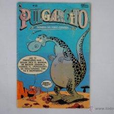 Tebeos: PULGARCITO, Nº 22 EDITORIAL BRUGUERA. TERCERA EPOCA. AÑO II. (MAYO 1986). Lote 40629879