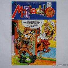 Tebeos: MORTADELO, Nº 269 EDITORIAL BRUGUERA. AÑO XVIII. 1986. Lote 40629993