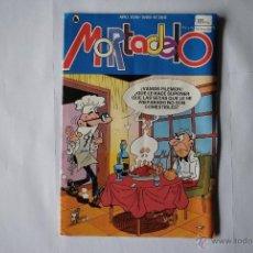 Tebeos: MORTADELO, Nº 260 EDITORIAL BRUGUERA. AÑO XVIII. 1986. Lote 40630078