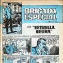 Tebeos: TEBEOS-COMICS GOYO - CUADERNOS HEROES - Nº 6 - ULTIMO - BRIGADA ESPECIAL - 1964 *AA99. Lote 40664731