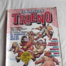 Tebeos: EL CAPITAN TRUENO Nº 13 EDITORIAL BRUGUERA . Lote 40724352