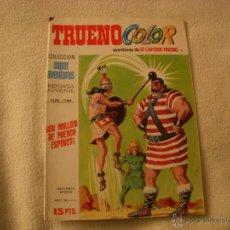 Tebeos: TRUENO COLOR Nº 41, COLECCIÓN SUPER AVENTURAS, 15 PTAS, EDITORIAL BRUGUERA. Lote 40728362