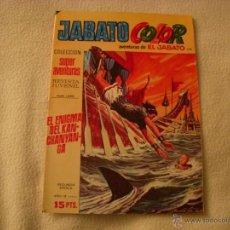 Tebeos: JABATO COLOR Nº 114, COLECCIÓN SUPER AVENTURAS, 15 PTAS, EDITORIAL BRUGUERA. Lote 40728545