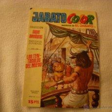 Tebeos: JABATO COLOR Nº 102, COLECCIÓN SUPER AVENTURAS, 15 PTAS, EDITORIAL BRUGUERA. Lote 40728558