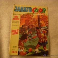 Tebeos: JABATO COLOR Nº 95, COLECCIÓN SUPER AVENTURAS, 15 PTAS, EDITORIAL BRUGUERA. Lote 40728583