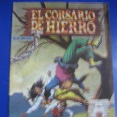 Tebeos: EL CORSARIO DE HIERRO Nº 13. EL BOYARDO TAMAROFF. EDICION HISTORICA. EDICIONES B. Lote 40741331