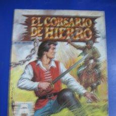 Tebeos: EL CORSARIO DE HIERRO Nº 14. NAUFRAGIO EN LAS TINIEBLAS. EDICION HISTORICA. EDICIONES B. Lote 40741343