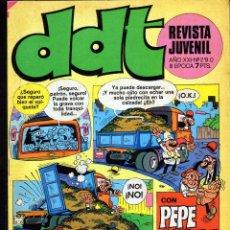 Tebeos: TEBEOS-COMICS GOYO - DDT - Nº 290 - BRUGUERA - 1967 - RARO *BB99. Lote 40747297