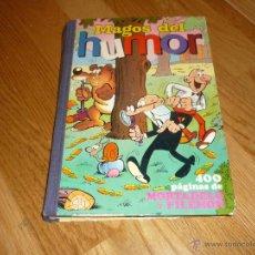 Tebeos: MAGOS DEL HUMOR VOLUMEN XIX (19). BRUGUERA, 1ª EDICIÓN, 1974. MUY RARO !!!. Lote 40772778