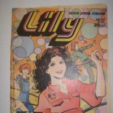 Tebeos: REVISTA JUVENIL FEMENINA. LILY. AÑO XVII. Nº 925. BRUGUERA. 1979. Lote 40785473