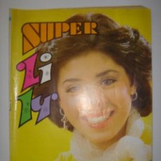 Tebeos: REVISTA JUVENIL FEMENINA. SUPER LILY. AÑO XVI. Nº 37. BRUGUERA. 1979. Lote 40785650