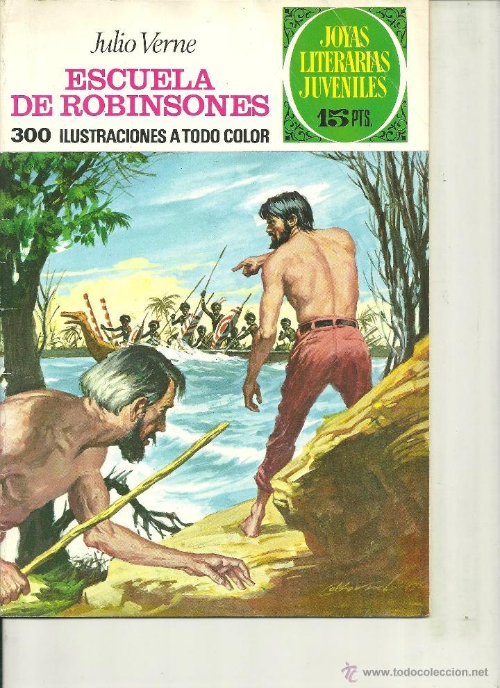 JOYAS LITERARIAS. Nº108. BRUGUERA. 1ª EDICIÓN (Tebeos y Comics - Bruguera - Joyas Literarias)