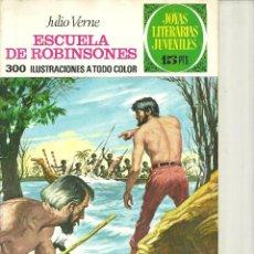 Tebeos: JOYAS LITERARIAS. Nº108. BRUGUERA. 1ª EDICIÓN. Lote 40872157