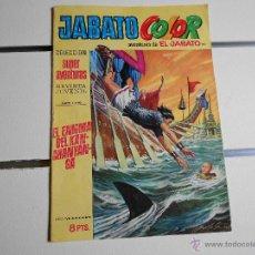Tebeos: JABATO COLOR Nº 130-- BRUGUERA -- 1º EPOCA. Lote 40994973