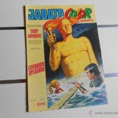 Tebeos: JABATO COLOR Nº 48-- BRUGUERA -- 1º EPOCA. Lote 40996546