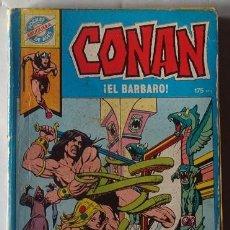 Tebeos: CONAN EL BÁRBARO POCKET DE ASES NO.19 EDITORIAL BRUGUERA . Lote 41005749