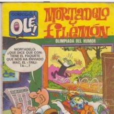 Tebeos: CÓMIC COL.OLÉ! -MORTADELO Y FILEMÓN- Nº 94, 5ª ED. 22/02/1982 (100 PTS.) . Lote 41099905