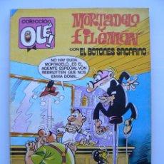Tebeos: COLECCION OLE 294 - MORTADELO Y FILEMON PRIMERA 1ª EDICIÓN 1984 COMIC DE EDITORIAL BRUGUERA IBAÑEZ. Lote 41225305