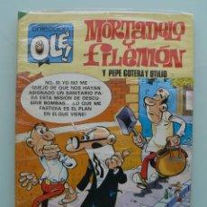 Tebeos: COLECCION OLE 280 - MORTADELO Y FILEMON PRIMERA 1ª EDICIÓN 1983 COMIC DE EDITORIAL BRUGUERA IBAÑEZ. Lote 41225847