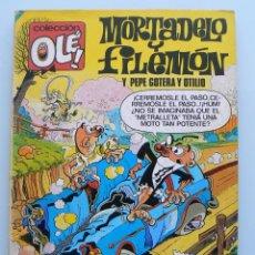 Tebeos: COLECCION OLE 276 - MORTADELO Y FILEMON PRIMERA 1ª EDICIÓN 1983 COMIC DE EDITORIAL BRUGUERA IBAÑEZ. Lote 41226086