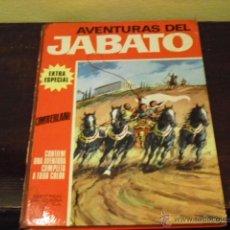 Tebeos: ALBUM AVENTURAS DEL JABATO EXTRA ESPECIAL Nº 4 - 1970-. Lote 41292573