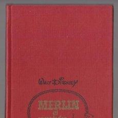 Livros de Banda Desenhada: HOGAR FELIZ 10 - MERLIN EL ENCANTADOR. WALT DISNEY. EDITORIAL BRUGUERA 1969. SIN SOBRECUBIERTAS.. Lote 41307421