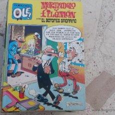 Tebeos: OLE MORTADELO Y FILEMON CON BOTONES SACARINO Nº M-234 EDICIONES-B , 1REIMPRESION-92. Lote 41318559