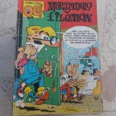 Tebeos: OLE MORTADELO Y FILEMON Nº 14-M 203, EDICIONES-B ,1 EDICION-91. Lote 41318825