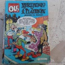 Tebeos: OLE MORTADELO Y FILEMON, Nº 89-M 17, MAGIN EL MAGO,EDICIONES-B , 2 EDICION-91. Lote 41319335