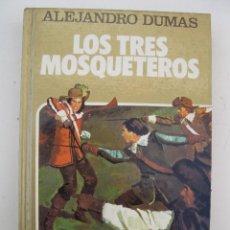 Tebeos: LOS TRES MOSQUETEROS - ALEJANDRO DUMAS - HISTORIAS SELECCIÓN - CLÁSICOS JUVENILES Nº 4 - AÑO 1984.. Lote 41322619