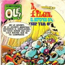 Tebeos: COMIC OLÉ! -MORTADELO Y FILEMÓN- Nº 170 FRMTO.ORGNAL.3ª ED.1985 EDITORIAL.BRUGUERA-. Lote 41335901